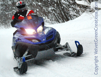 Newberry Snowmobiling, Newberry, MI Snowmobiling, TASA