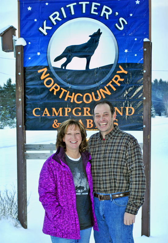 Kritter's Northcountry Campground and Cabins